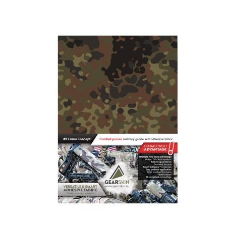 Flecktarn 5 color WL Mammoth