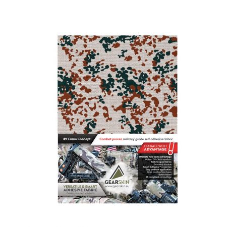 Flecktarn 3 color DE Mammoth