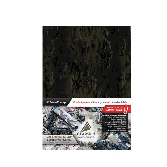 gearskin multicam black