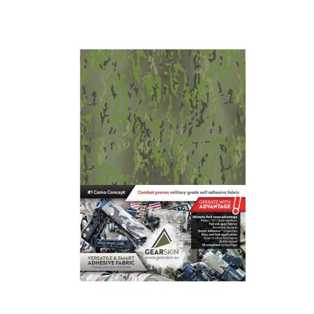 Multicam® Tropic Regular