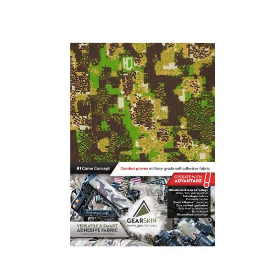 gearskin pencott® green zone