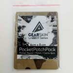 GEARSKIN POCKET CAMO PATCH PACK