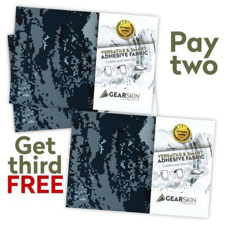 Digital Navy Regular 2+1 FREE