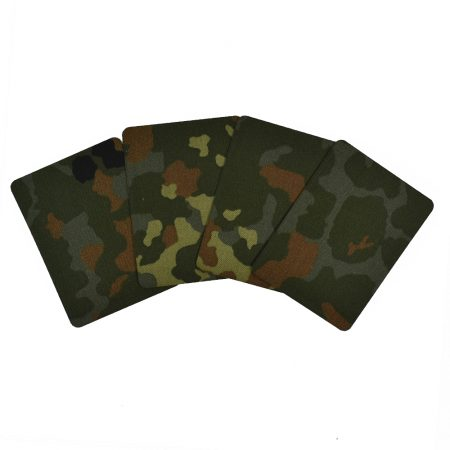 Pocket Patch Pack - Flecktarn 5 color WL