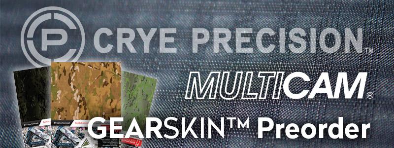 Gearskin multicam crye preordeing