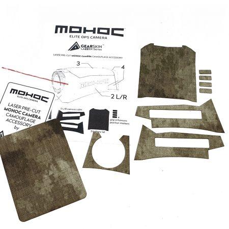 Mohoc camera A-Tacs® AU precut skin