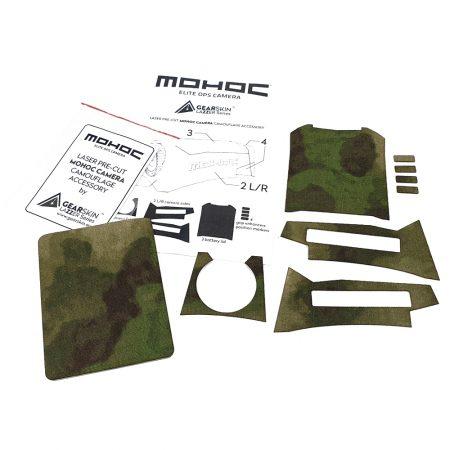 Mohoc camera A-Tacs® FG precut skin