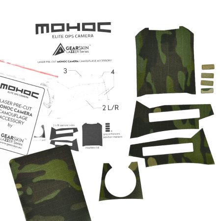 Mohoc camera Multicam® Tropic precut skin