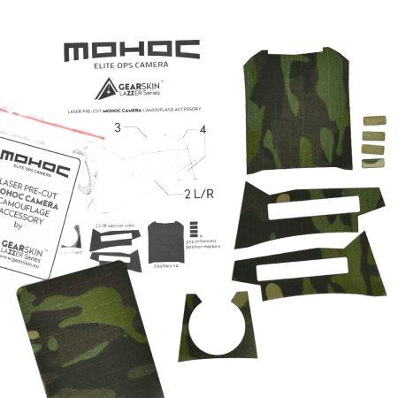 Mohoc camera Multicam® Tropic precut skin