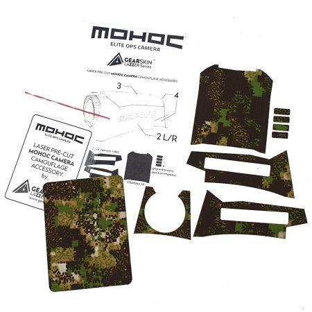 Mohoc camera PENCOTT® Greenzone precut skin
