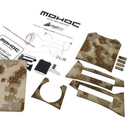 Mohoc camera PENCOTT® Sandstorm precut skin