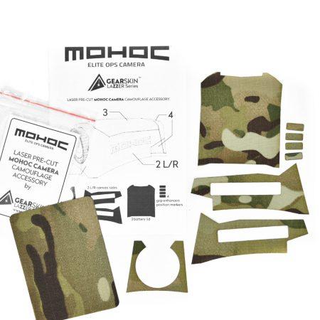 Mohoc camera V-camo precut skin
