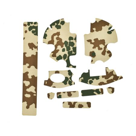 PELTOR COMTAC Flecktarn 3 Color DE