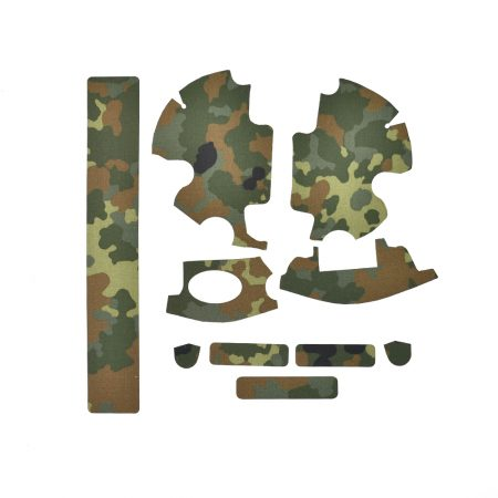 PELTOR COMTAC Flecktarn 5 Color WL